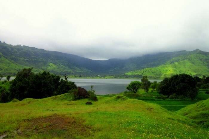 Dhom Lake, Panchgani