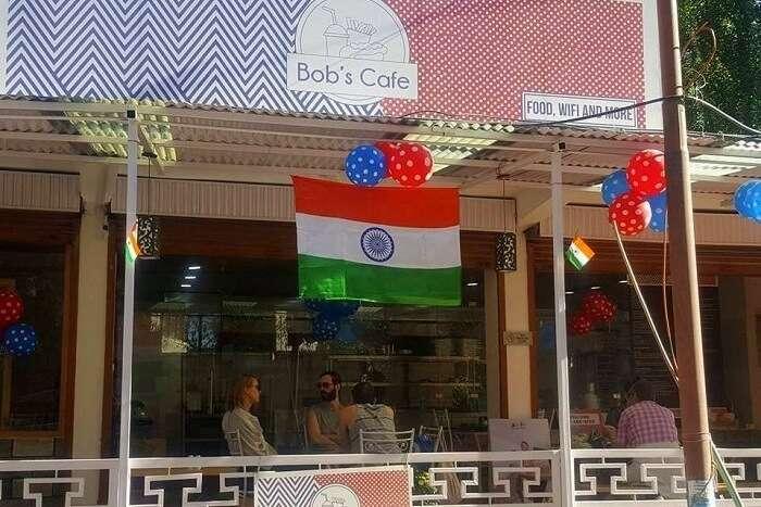 Bob's Café Leh