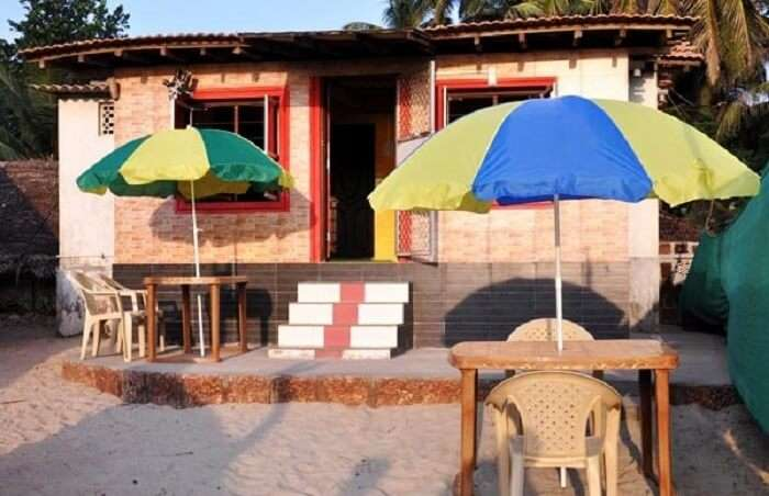 Shyam Sundar Beach Resort
