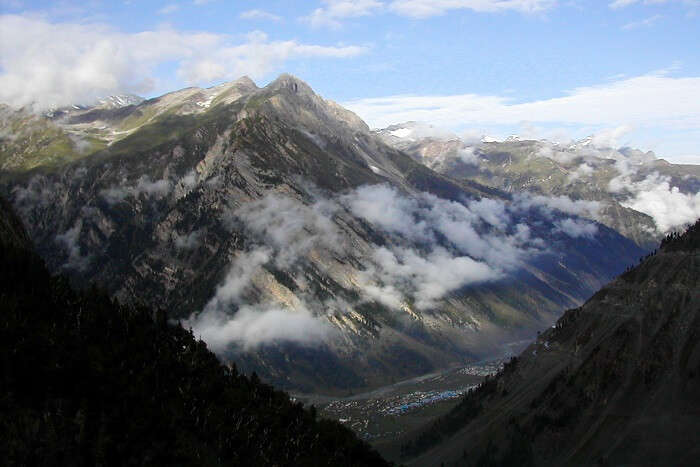 Zoji-La Pass Sonmarg