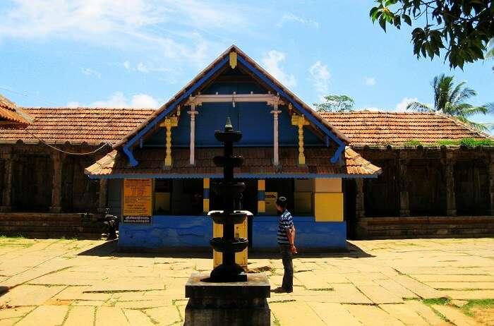visit the Thirunelli Temple