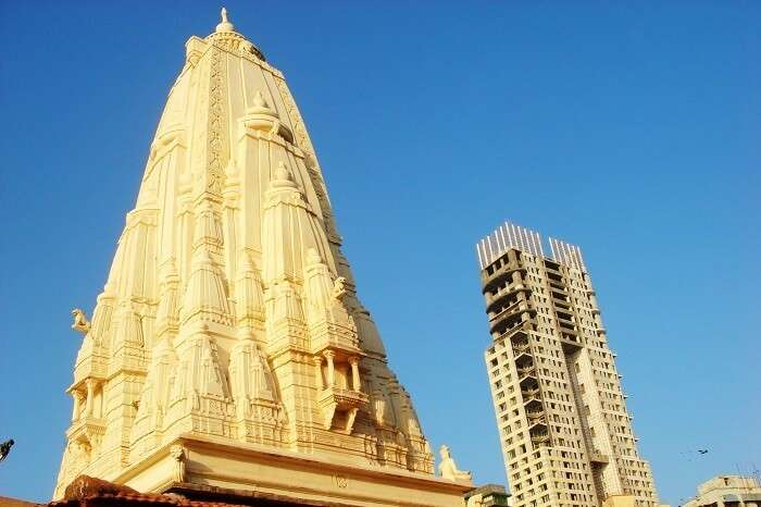 Walkeshwar Temple
