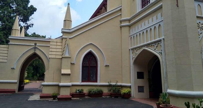Churches in Coonoor