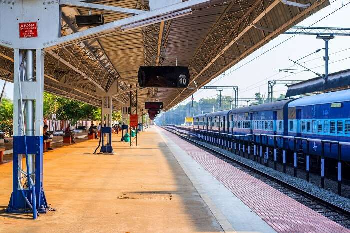 Alleppey train station