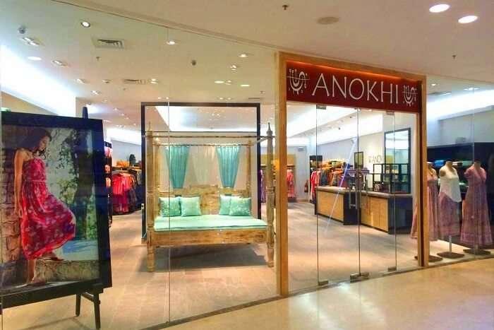 Anokhi - Ethnic Indian women's wear in pondicherry