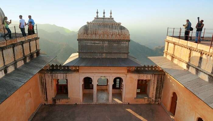 Badal Mahal in Kumbhalgarh