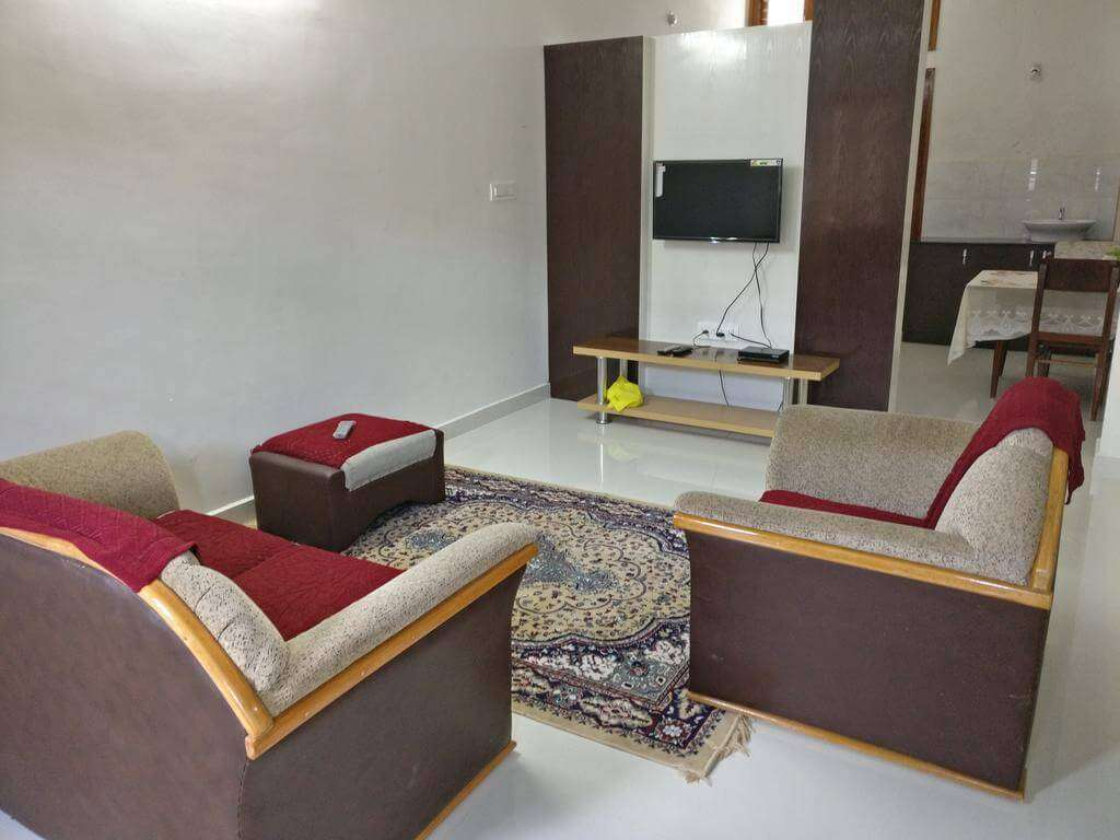 a room of Bricknest Homes homestay