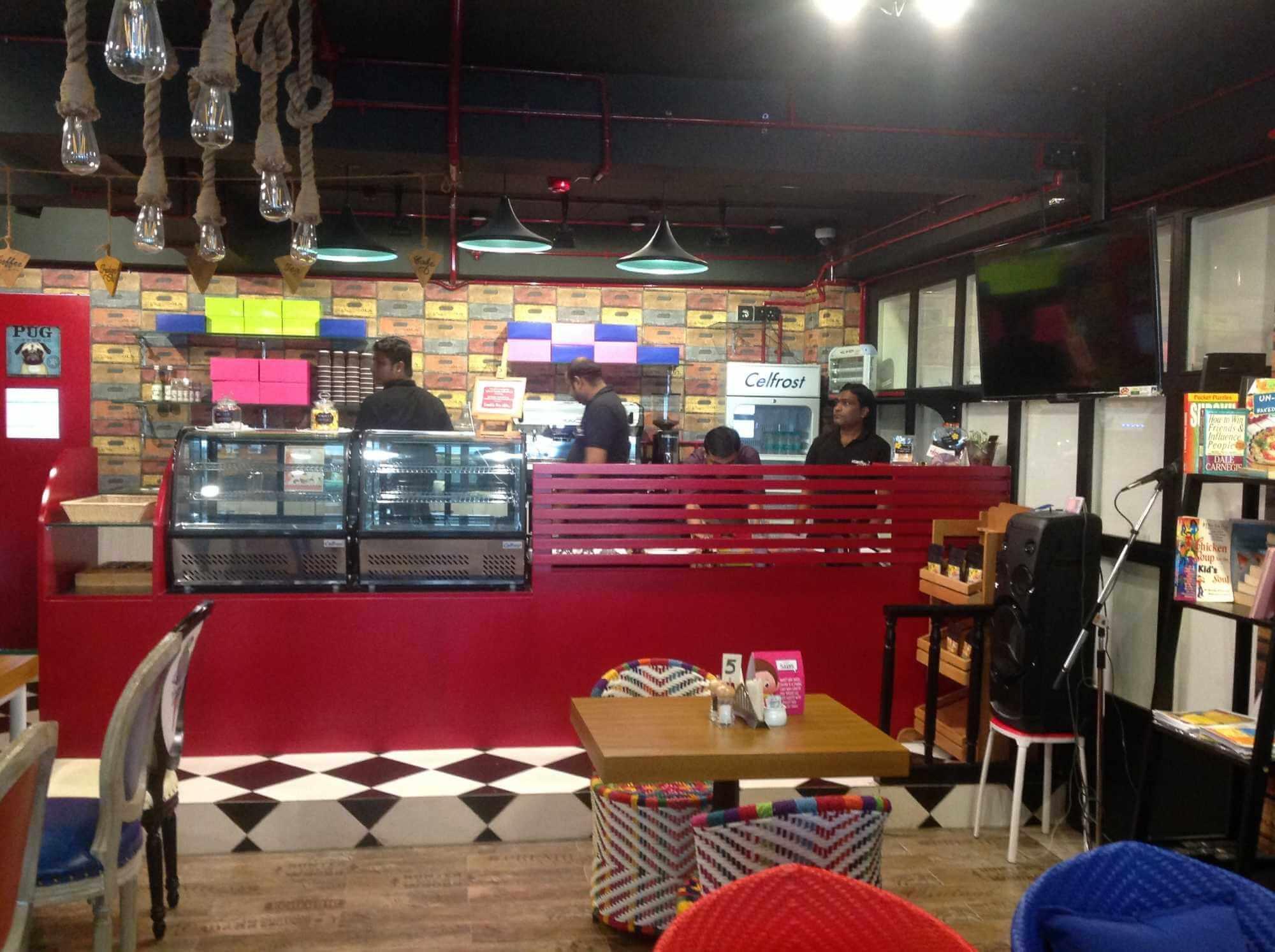 Cafe ICanFlyy kb6592
