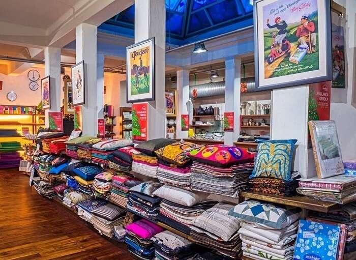 Casablanca - A classic shopping experience pondicherry