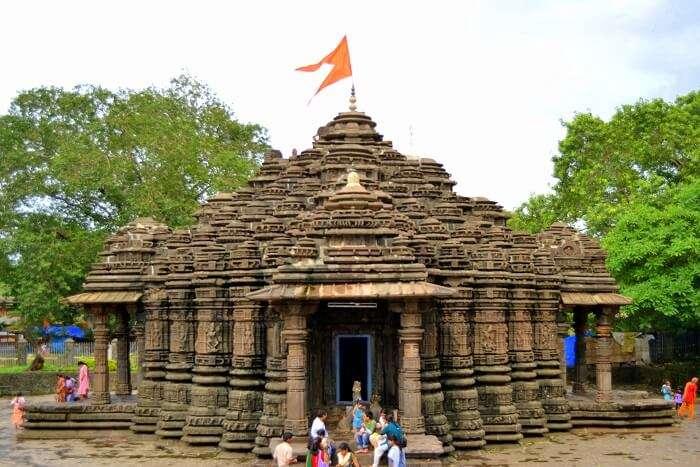 Chowalloor Shiva Temple thrissur