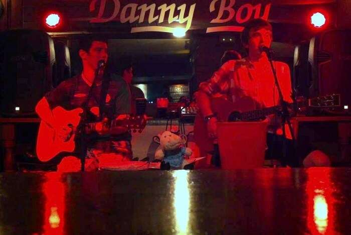 Danny Boy spain nightlife