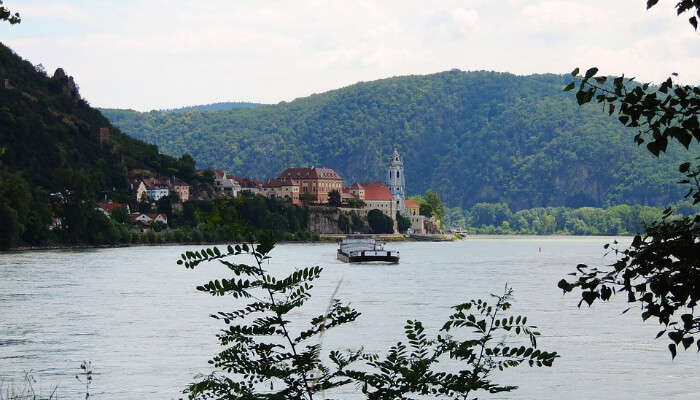 Beautiful Danube Valley