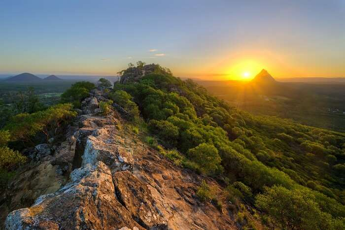 Glass House Mountains Brisbane