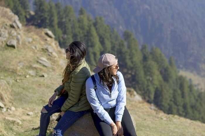 friends trip to khajjiar