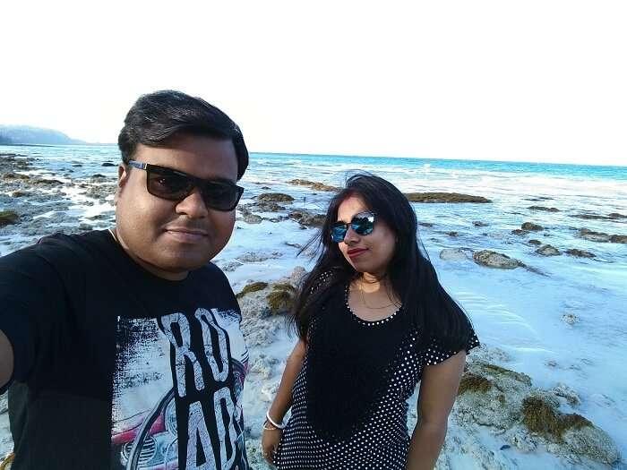 beaches of port blair