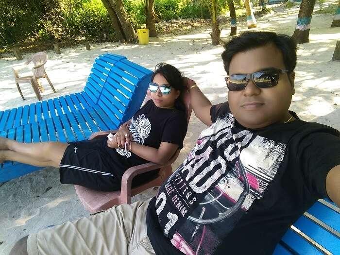 port blair beach hotels