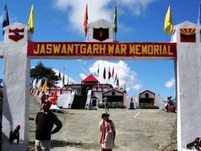Jaswant Garh In Tawang
