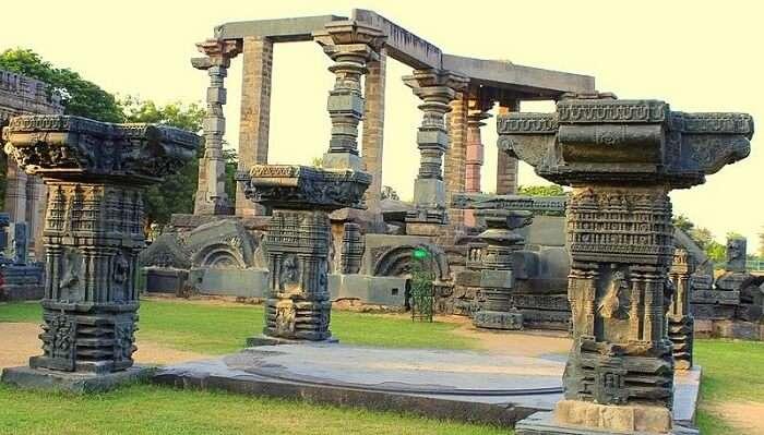 Kakatiya Rock Garden