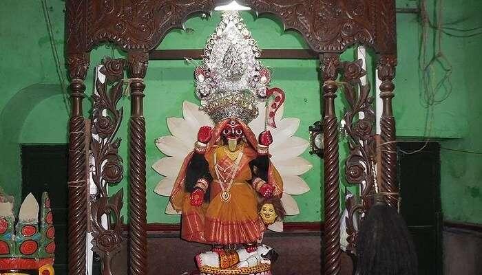 Kalibari Temple In Thane