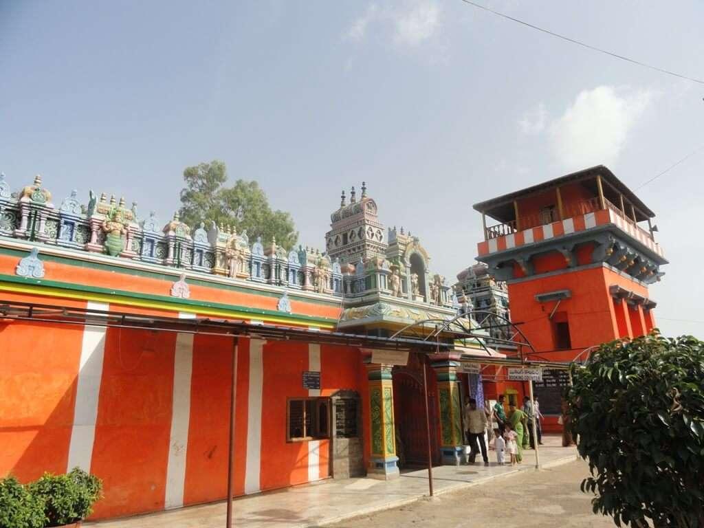 Karmanghat Hanuman Temple
