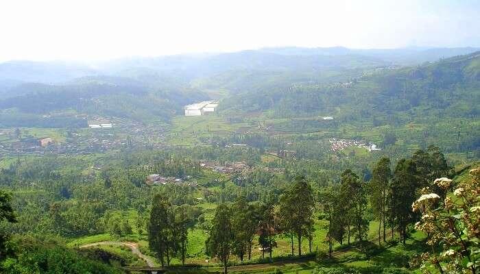 Valleys in Coonoor