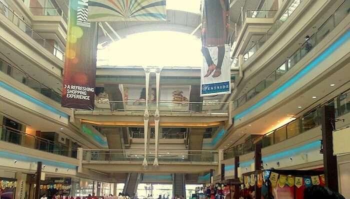 Korum Mall In Thane