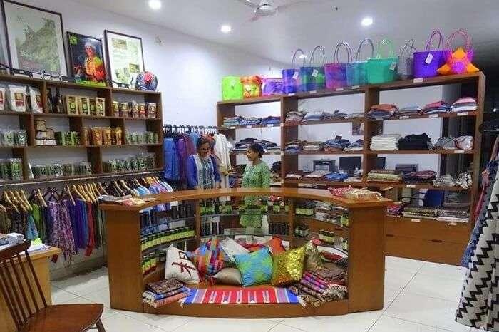 Kriti Eco Boutique - Socially responsible shopping pondicherry