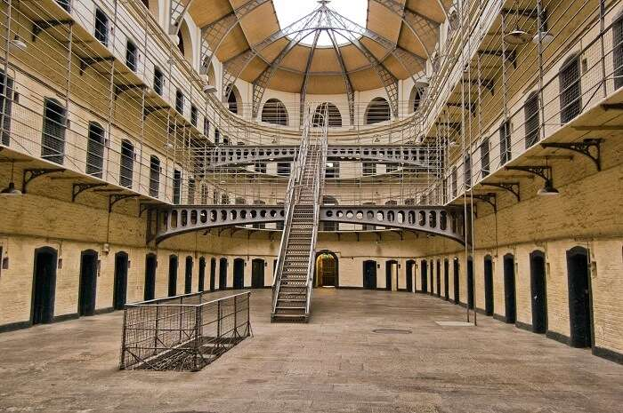 Unveil the brutish secrets of Kilmainham Gaol