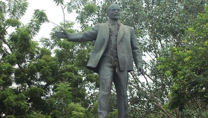 Statues in Vijayawada