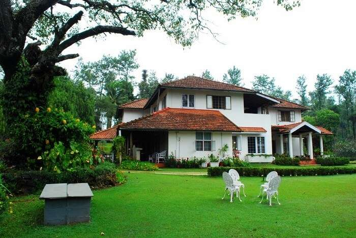 Live the Coorgi lifestyle at a homestay coorg
