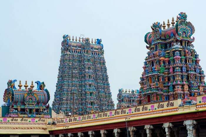the best dravidian architecture