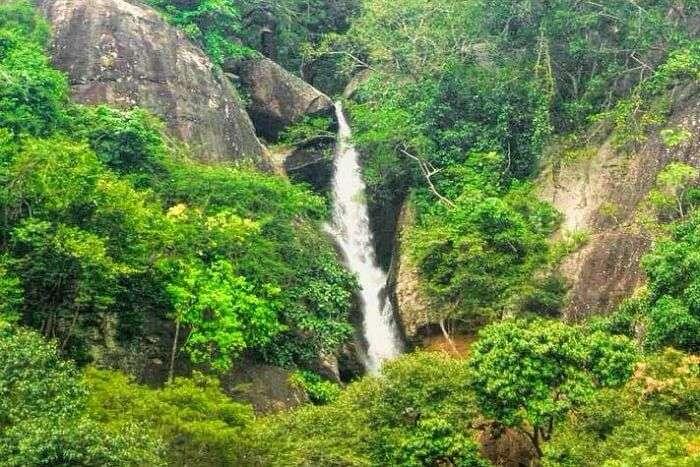 Olakaruvi Waterfalls kanyakumari