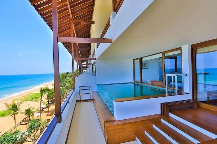 Pandanus Beach Resort & Spa bentota