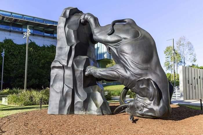 Queensland Gallery of Modern Art Brisbane