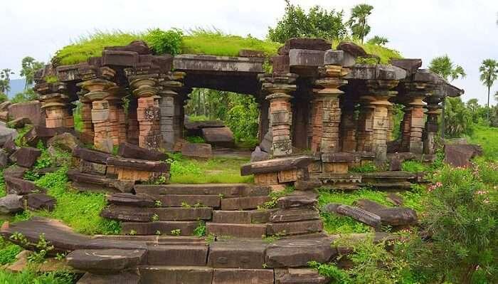 Rayaparthy Shiva Temple