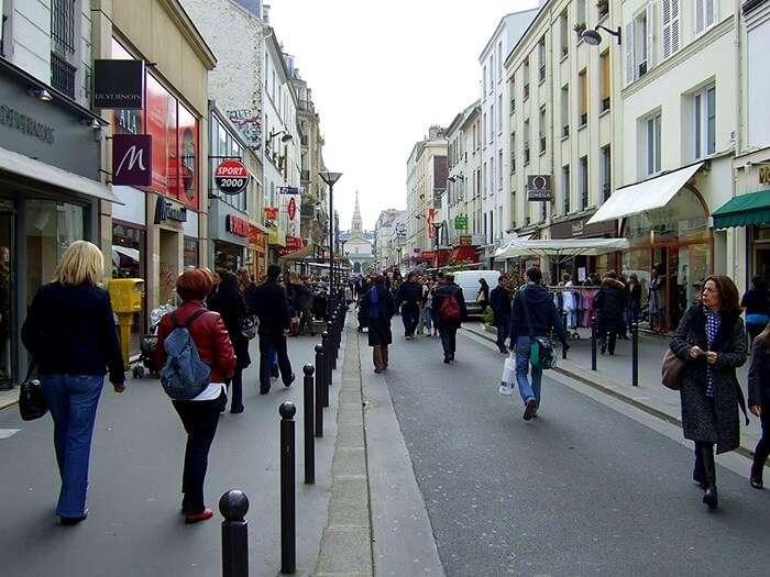Rue de commerce