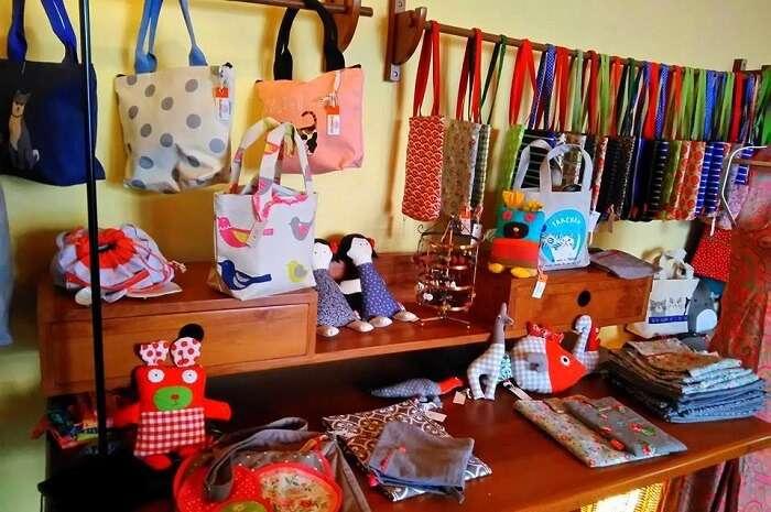SUND'art pondicherry - Cute handmade souvenirs