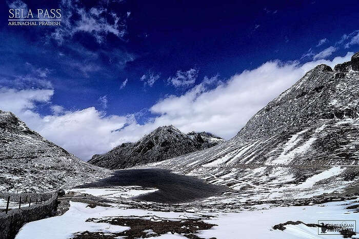 Sela Pass In Arunachal Pradesh