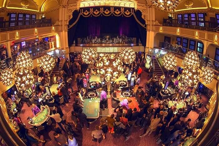 The Hippodrome Casino london