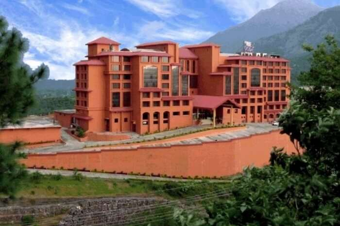 stay at The White Hotels jammu