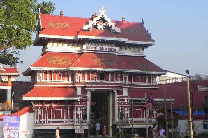 Thiruvambadi Sri Krishna Temple thrissur