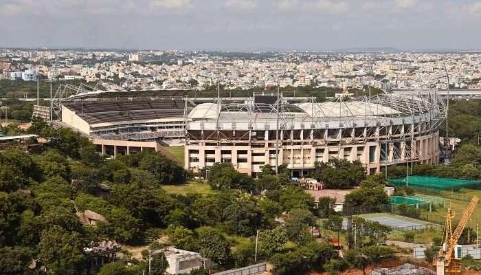 Uppal Stadium