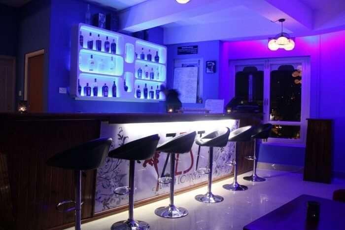 Zest Bar and Lounge bhutan