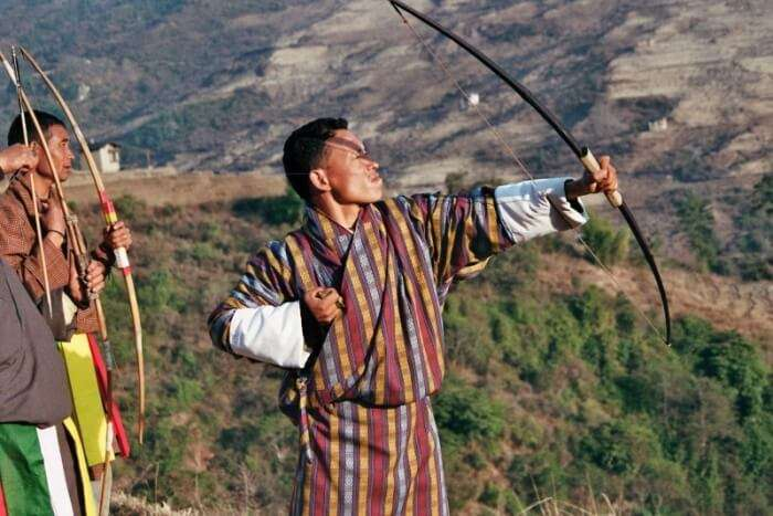 archery-in-bhutan