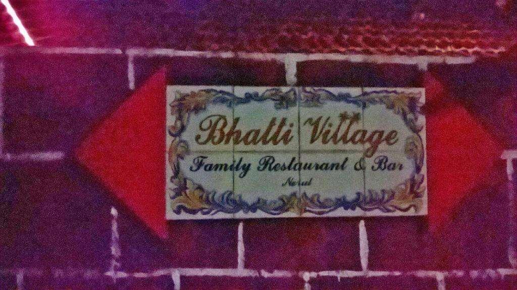 Bhatti village goa
