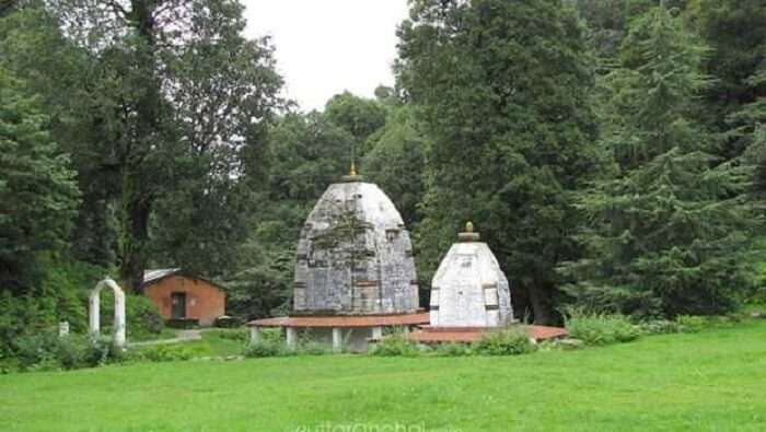 bineshwar temple in binsar