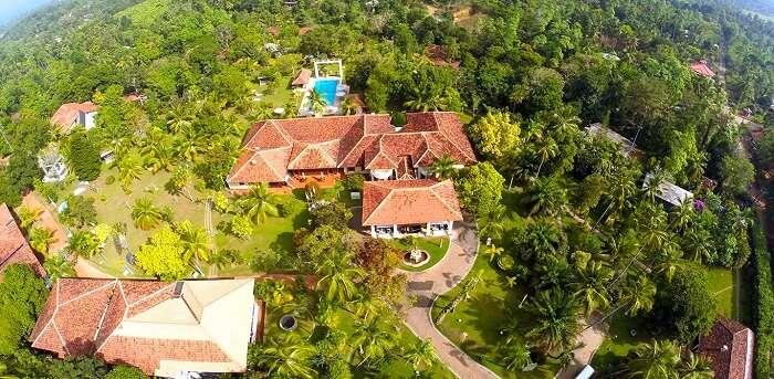 cocoon resort in bentota