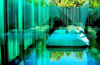 Glass Hotel In Spain