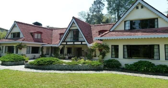 colonial architecture of crockety