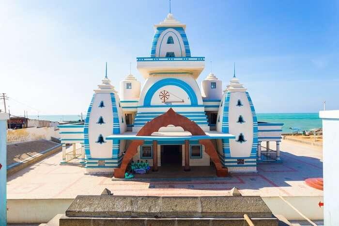 gandhi mandapam kanyakumari